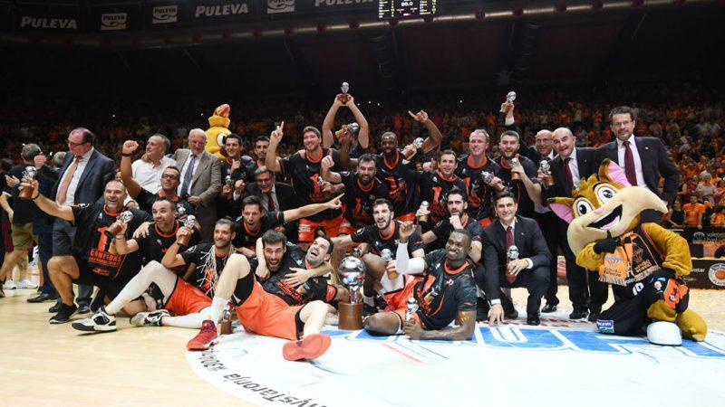 El Valencia Basket derrota al poder establecido de la Euroliga