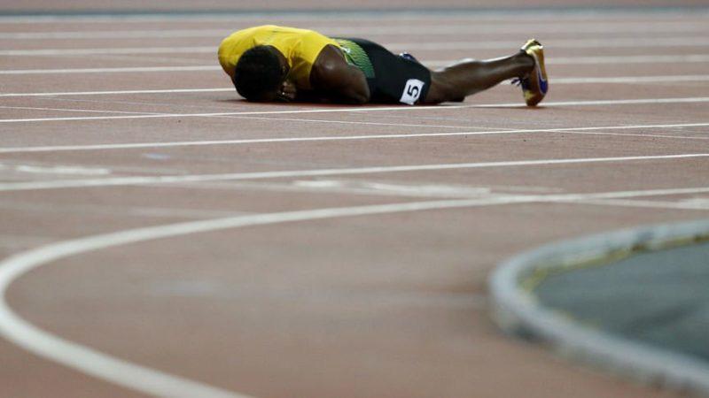 Cuando Bolt se olvidó del atletismo