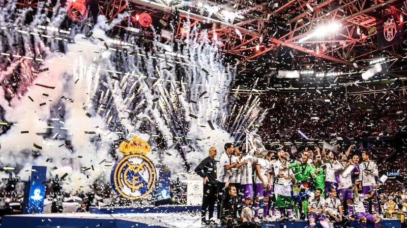 El Real Madrid, un club fracasado