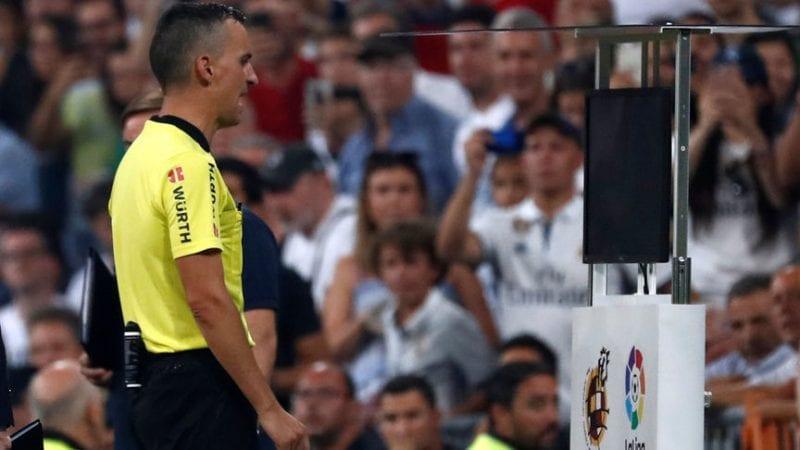 El VAR, Setién, Zidane y las ruedas de molino