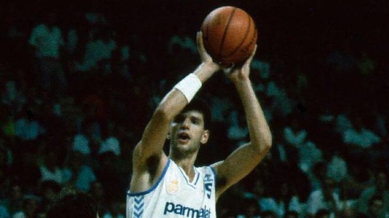 El día que Drazen Petrovic anotó sesenta y dos puntos