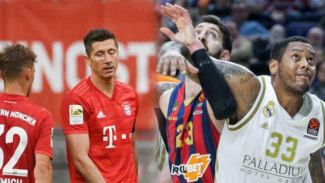 Si hay fútbol, ¿por qué no hay Euroliga?