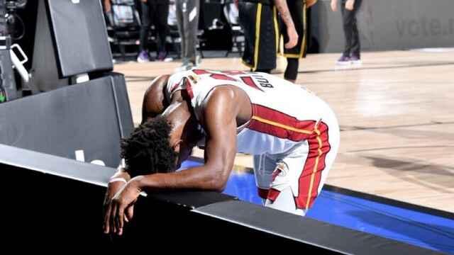 Butler tutea a LeBron y Miami Heat a los Lakers