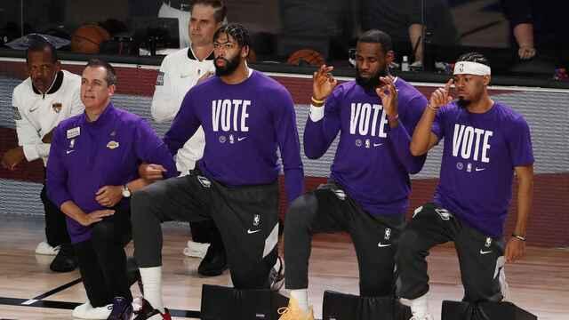 Los insaciables Lakers cumplen su destino