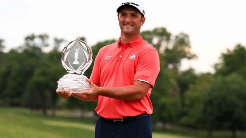 Jon Rahm, un golfista tras el mito